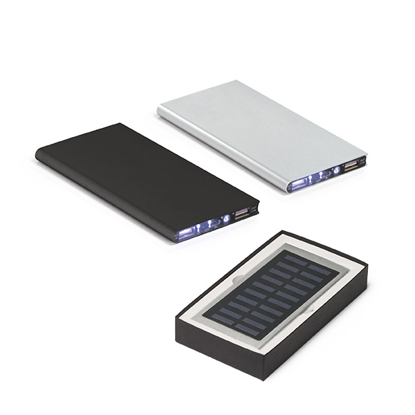 POWER BANK SOLAR 8.000MAH