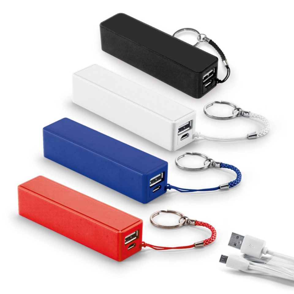 Power Bank Metal 1.800 mAh